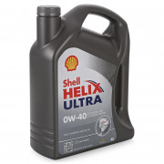 Масло Shell Helix ultra 5W40 SN/CF (4л)