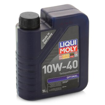 Масло LIQUI-MOLY 10W40 Optimal SL/CF (1л)  3929