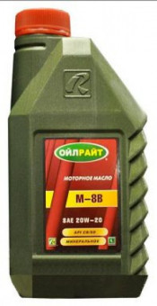 Масло М8В (1л) OIL RIGHT