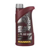 Масло Mannol Automatic Special ATF AG52 (1л)