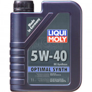 Масло LIQUI-MOLY 5W40 Optimal Synth SN (1л)  3925