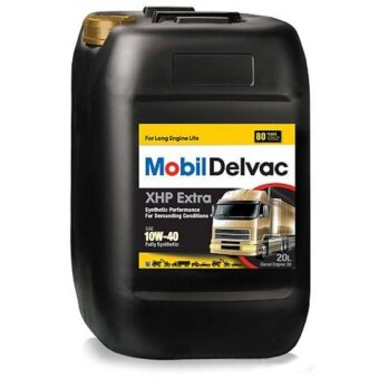 Масло Mobil Delvac Extra ХНР 10W40 CF (20л)