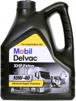 Масло Mobil Delvac Extra ХНР 10W40 CF (4л)