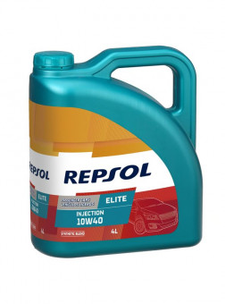 Масло Repsol Elite Injection 10W40 SL/CF (4л)
