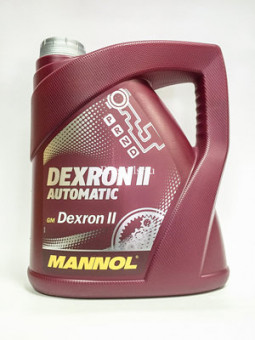 Масло Mannol Automatic ATF Dextron II D (4л)