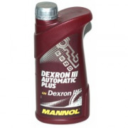 Масло  Mannol Automatic ATF+ Dextron III D (1л)