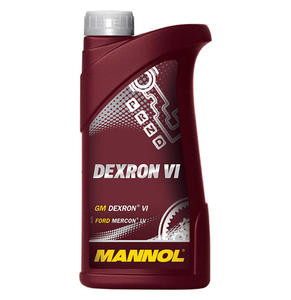 Масло Mannol Automatic ATF+ Dextron VI (1л)