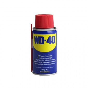 Смазка WD-40 (100 мл.)