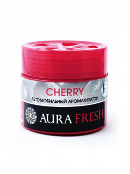 "Ароматизатор ""Aura"" FRESH CAR GEL Cherry"
