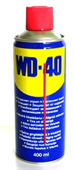 Смазка WD-40 (400 мл.)