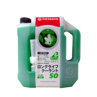 Антифриз TOTACHI LLC GREEN 50% -37гр C (4кг)