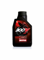 Масло MOTUL 300V 4T FACTORY LINE Road Racing 10W40 (1л)